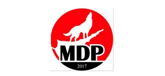 MDP'den 25 Kasım mesajı