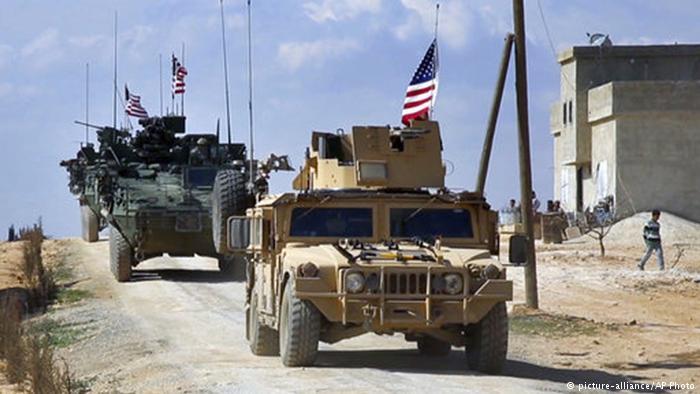 IŞİD'le mücadele koalisyonu: Suriye'den çekilme başladı