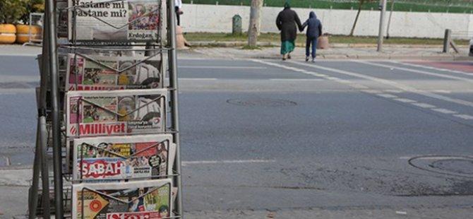 Önlem alınmazsa Türkiye'deki gazeteler kapanacak
