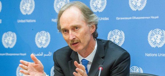 Yeni BM Suriye Temsilcisi Şam'ı ziyaret edecek