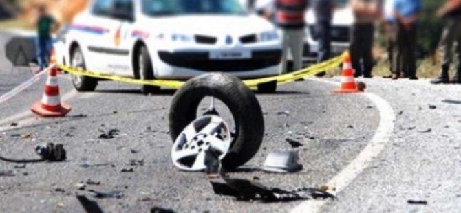 Trafik kazalarında bu hafta: 92 kaza, 30 yaralı
