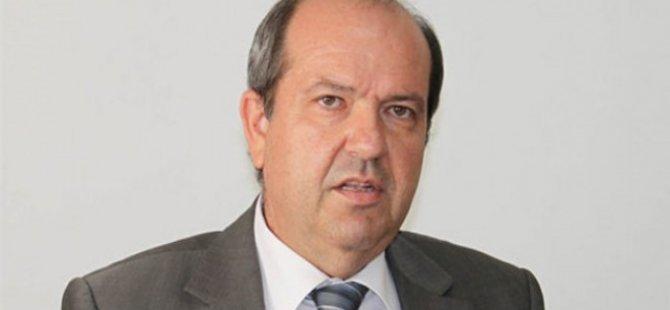"""Tatar: """"Küçük en zor günlerde Kıbrıs Türkü'ne başarı ile liderlik yaptı"""""""