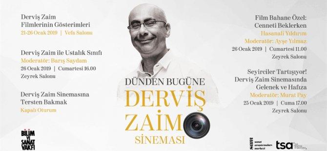"""""""Dünden bugüne Derviş Zaim sineması"""""""