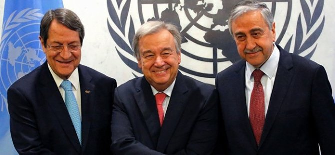 Guterres, Rum yönetimini hayal kırıklığına uğrattı