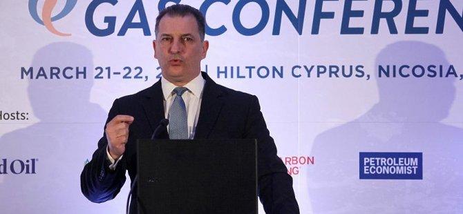 """Lakkotripis: """"East Med. Gas Forum oluşturulması oldukça önemli"""""""