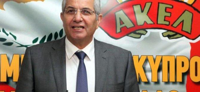 """Andros Kiprianu: """"Hal böyle oldukça eleştirmeye devam edeceğiz"""""""