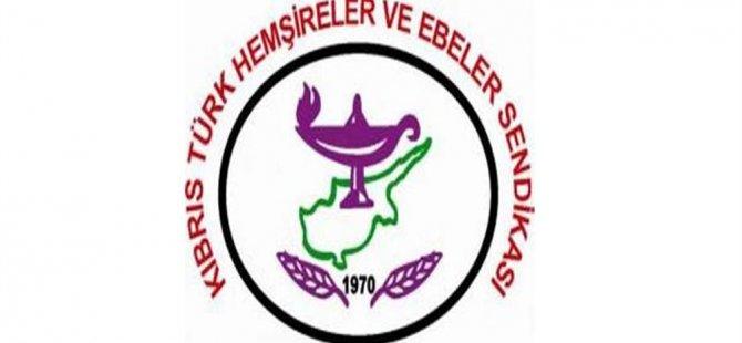 """Kıbrıs Türk Hemşireler ve Ebeler Sendikası: """"Aklıselim davranın, zamları geri alın"""""""