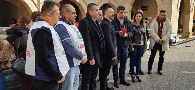 """Serdaroğlu: """"Duyarlılık bekliyoruz"""""""
