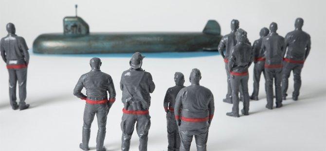 """Mustafa Akkaya'nın """"Karşılaşma"""" Sergisi Arucad Art Space'te Açılıyor"""