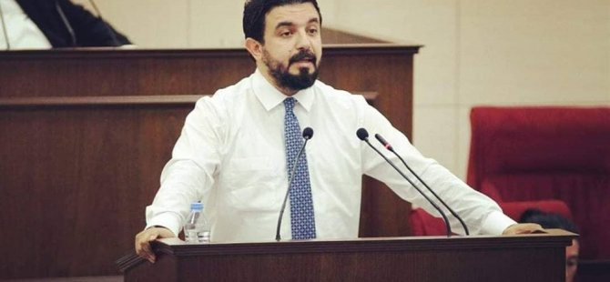 YDP: Olmadı Serdar Denktaş!!