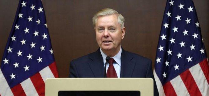 ABDli Senatör Lindsey Graham: YPG, PKK'nın siyasi koludur, Türkiye için yarattığımız problemi çözmeliyiz