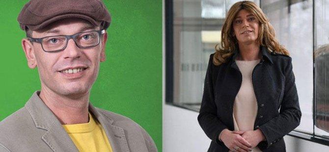 Alman milletvekili cinsiyet değiştirdi