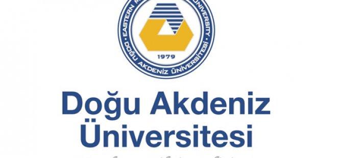 DAÜ 2018-2019 akademik yılı güz dönemi mezuniyet haftası için hazır