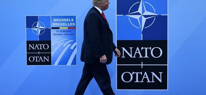Trump'ın NATO'dan çıkışını engellemeye yönelik yasa tasarısı Temsilciler Meclisi'nde kabul edildi