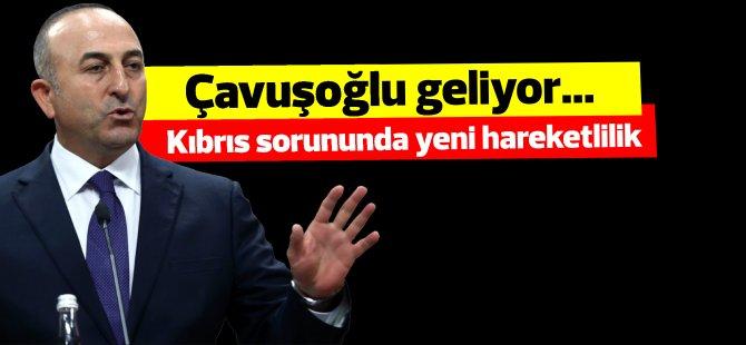 Çavuşoğlu KKTC'ye geliyor.