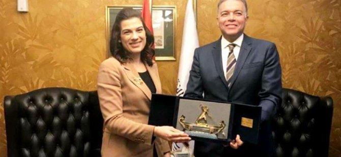 Kıbrıs Cumhuriyeti ve Mısır arasındaki denizcilik alanındaki işbirliği geliştiriliyor