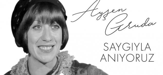 Arzu Film'den Ayşen Gruda'ya veda videosu