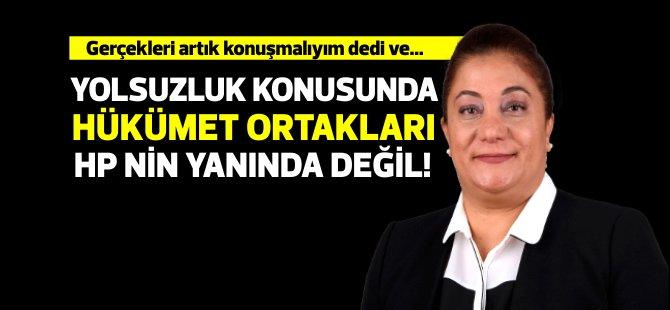 HP vekili Manavoğlu dobra dobra konuştu... Yolsuzluk konusunda hükümet ortakları HP'nin yanında değil!