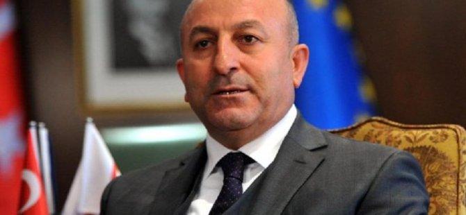 Çavuşoğlu'nun KKTC'yi ziyaret programı