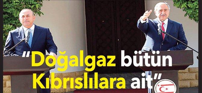 Cumhurbaşkanı Mustafa Akıncı ile TC Dışişleri Bakanı Mevlüt Çavuşoğlu arasındaki görüşme sonra erdi.