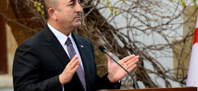 """Çavuşoğlu, """"Bunlar samimiyetsiz yaklaşımların sonucudur"""""""