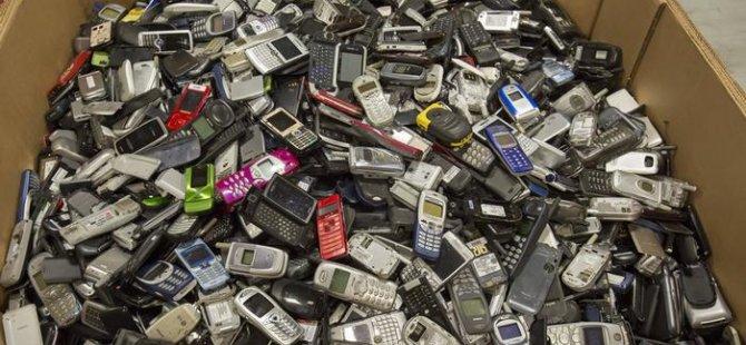 Her yıl 50 milyon ton elektronik atık