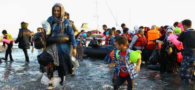 Siyasi sığınma taleplerinde rekor...