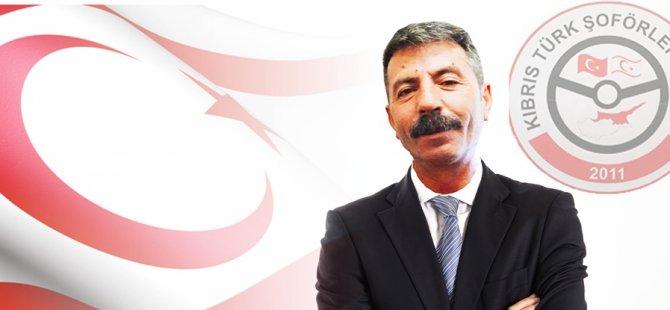 Kıbrıs Türk Şoförler Birliği, T izinlerinin iptal edilmesini desteklediğini bildirdi