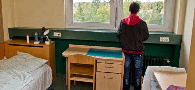 Kayıp çocuk sığınmacılara ne oluyor?
