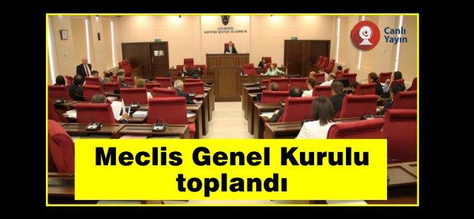 Cumhuriyet Meclisi Genel Kurulu başladı - CANLI YAYIN