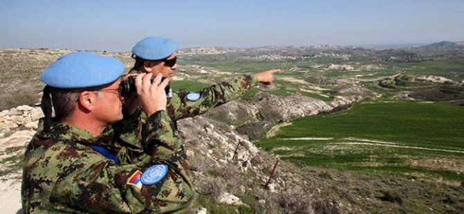 """BM Barış Gücü rapor taslağında """"İhtilaflı Noktalar"""""""