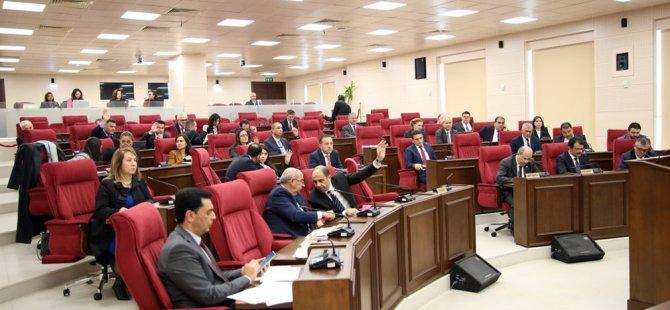 Meclis genel kurulu toplantısı tamamlandı