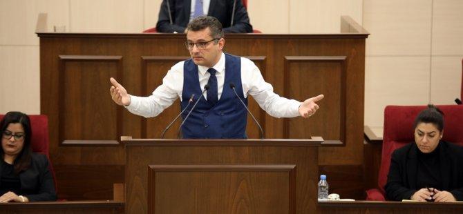 Erhürman:  Maraş'ın açılacağı iddiasını anlamak maalesef tam olarak mümkün olmadı