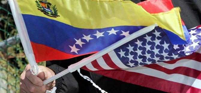 'Venezüella'da yapılmak istenilen, 15 Temmuz'dan farklı değil'