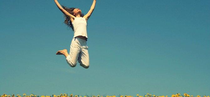2020 yılında mutlu olmanın 10 yolu