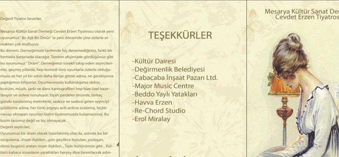 """""""Bir Aşk, Bir Ömür"""" SOS Çocuk köyü Derneği yararına sergilenecek"""