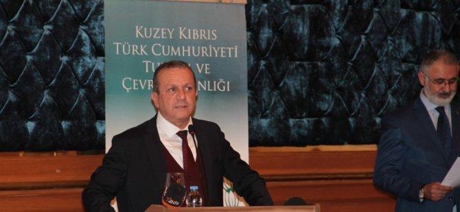 Ataoğlu ''Turizmde dünya ile yarışıyoruz''