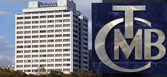 Türkiye Cumhuriyeti Merkez Bankası enflasyon tahminini düşürdü