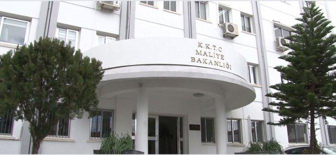 KKTC Maliye Bakanlığı vergi düzenlemesiyle ilgili açıklamalarda bulundu