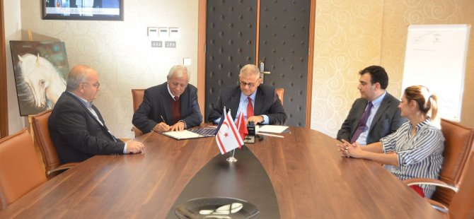 DAÜ ile RDÜ arasinda iş birliği protokolü imzalandı
