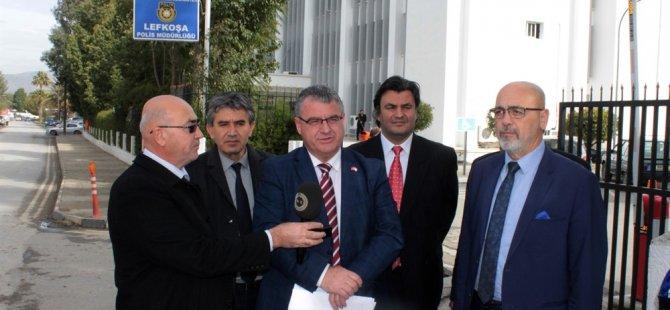 YDP, Elcil hakkında polise şikayette bulundu