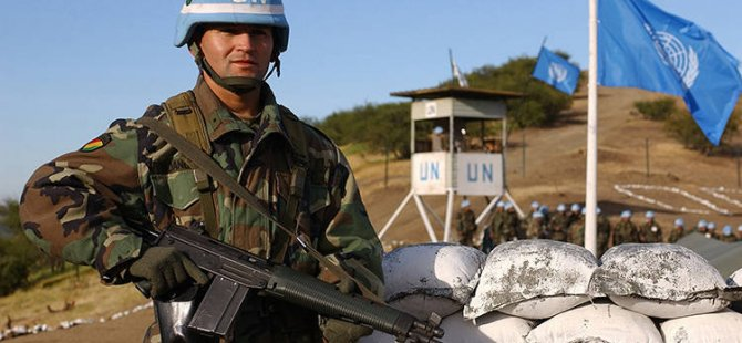 """UNFCYP'un  """"Masraflar Kıbrıs Cumhuriyeti'ne"""""""