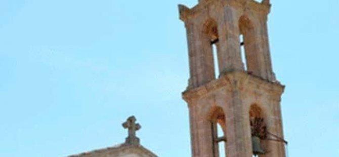 Paşaköy'deki kilisenin konzervasyon çalışmaları bu yıl içerisinde tamamlanacak