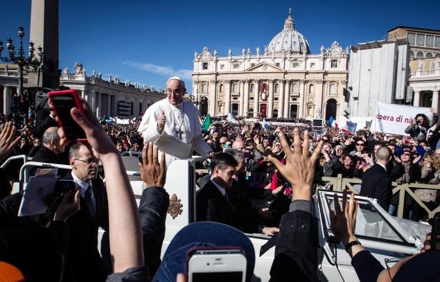 Brezilya'da Papa telaşı