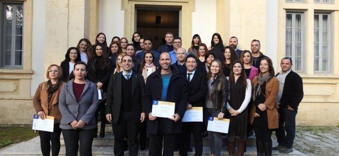 DAÜ-Sem Lefkoşa'da sertifika töreni düzenledi