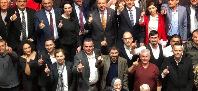 """Tatar: """"Gençlerin UBP'ye ilgisi artıyor"""""""
