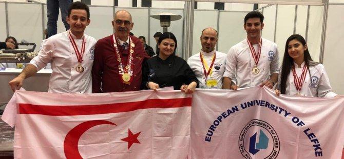 Türksel: Aldığımız madalyalar gurur verici