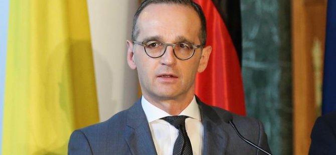 Maas: Brexit'ten dönüş ihtimali görmüyorum