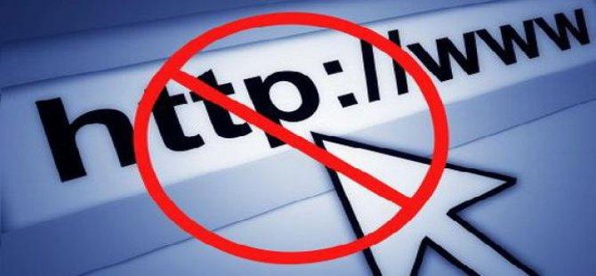 KKTC'de devletin internet siteleri çöktü!