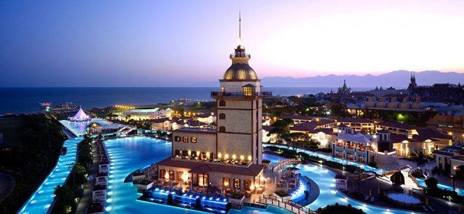 İsmailov'un Antalya'daki 'süper oteli' nisanda yeniden açılıyor